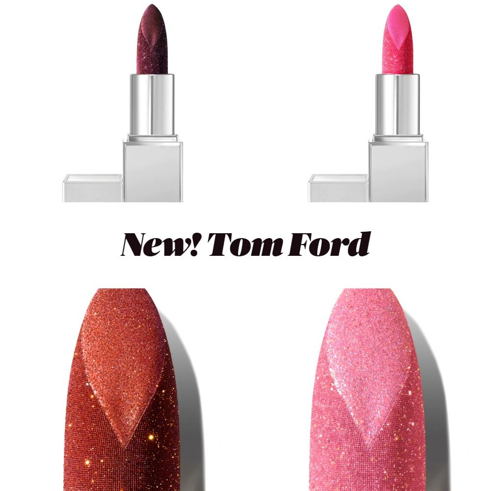 New! Tom Ford Extreme Lip Spark Lipstick Spring 2020