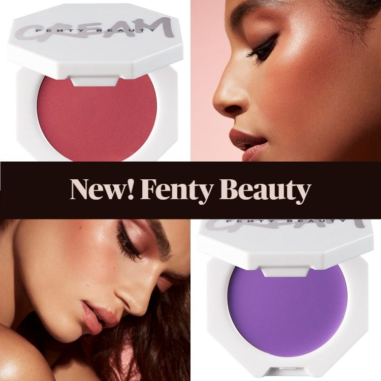 Coming Soon! Fenty Beauty Cheeks Out Freestyle Cream Blush