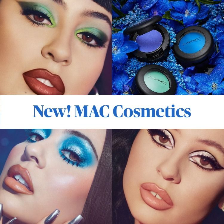 New! MAC Cosmetics x Alexa Demie More Than Meets The Eye Collection
