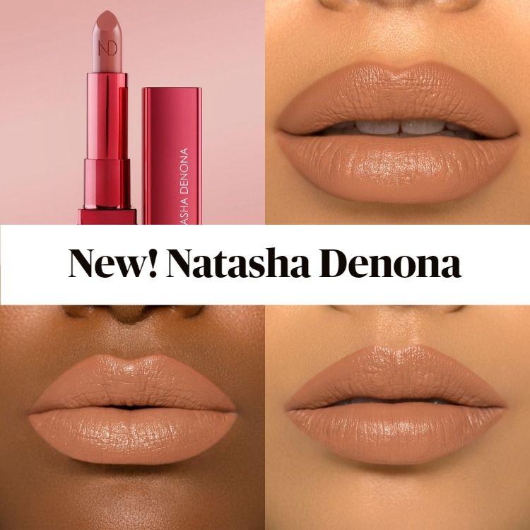 New! Natasha Denona I Need A Nude Lipstick - Athena