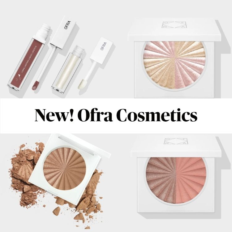 Ofra Samantha March Collection