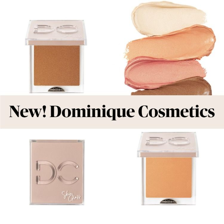 New! Dominique Cosmetics Skin Gloss