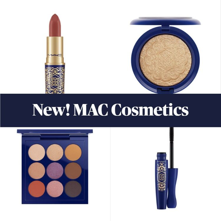Sneak Peek! MAC Mosaic Masterpiece Collection