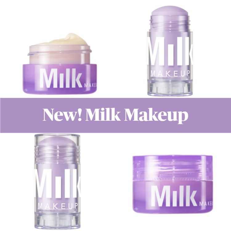 New! Milk Makeup Melatonin Overnight Serum and Lip Mask