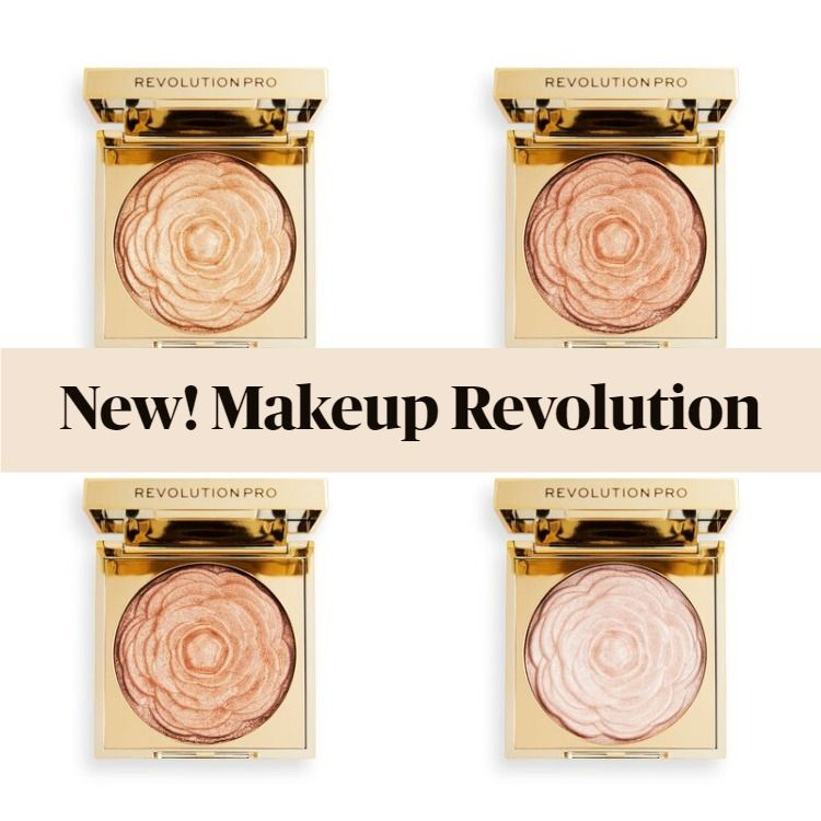 New! Revolution Pro Lustre Highlighter