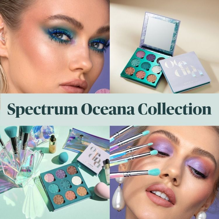 New! Spectrum Oceana Makeup Collection