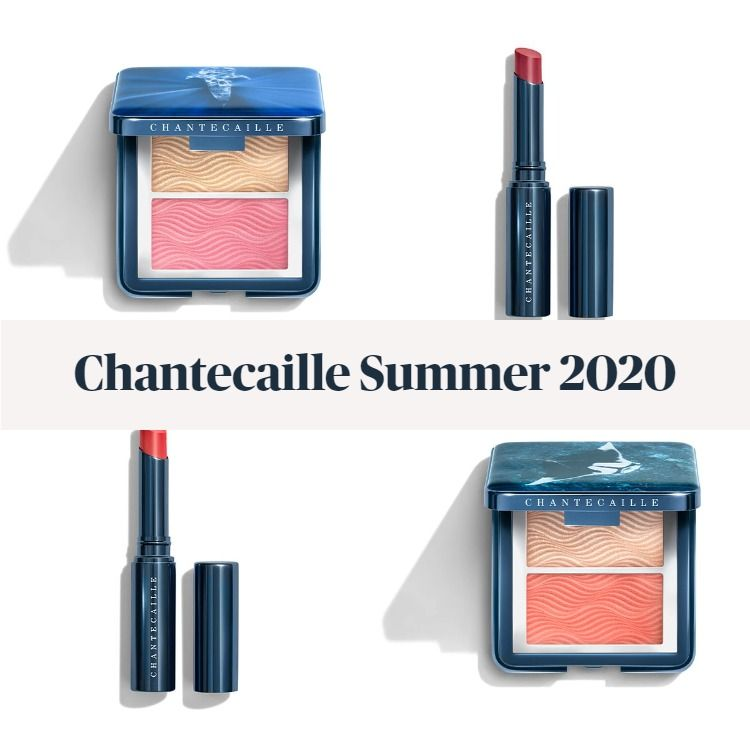 Get To Know The New Chantecaille Summer 2020 Collection