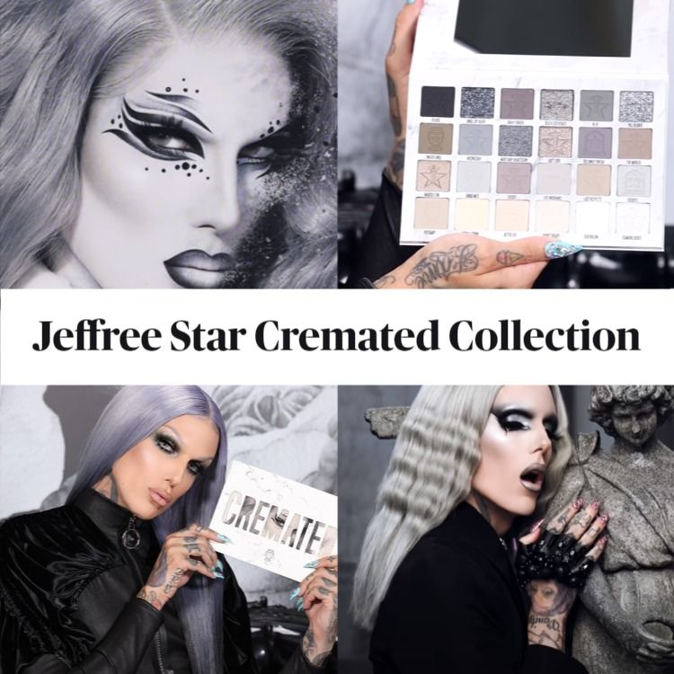 Sneak Peek! New Jeffree Star Cosmetics Cremated Collection