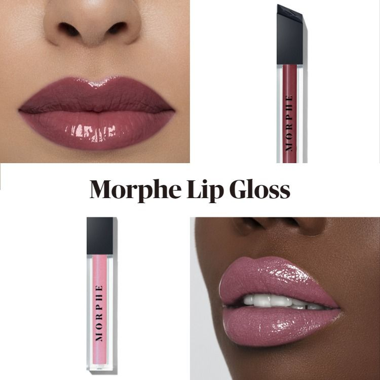 Brand New Shades! Morphe Lip Gloss