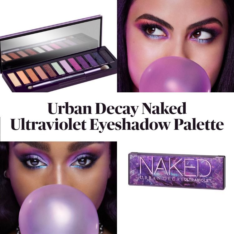 Sneak Peek! Urban Decay Naked Ultraviolet Eyeshadow Palette