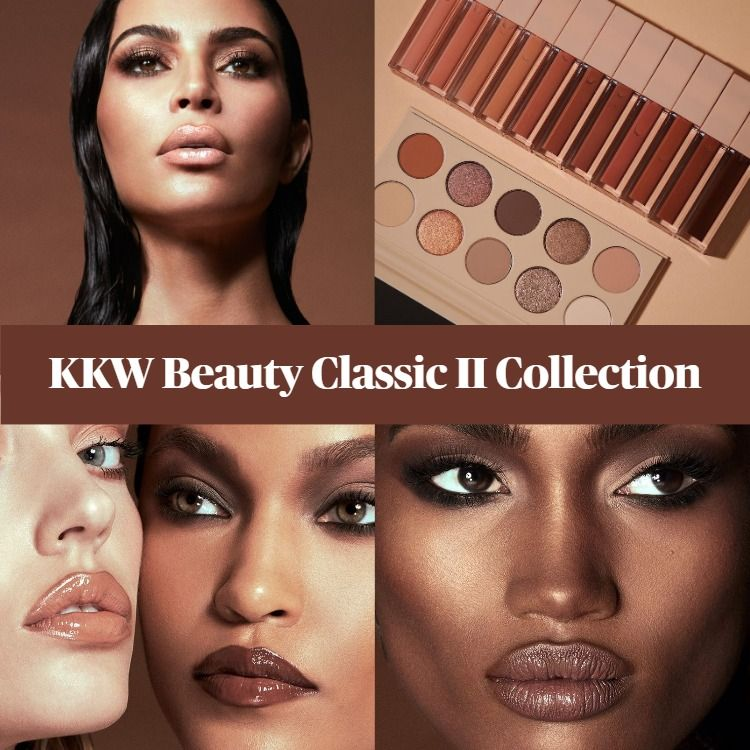 New! KKW Beauty Classic II Collection