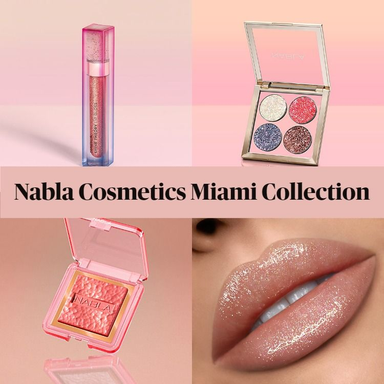 Get The Scoop On The New NABLA Cosmetics Miami Lights Collection