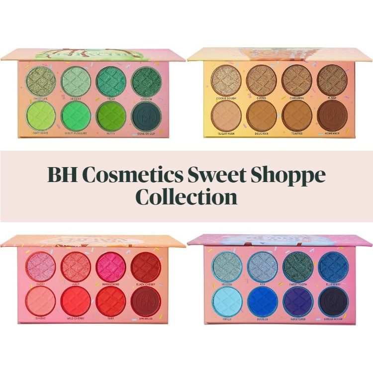 New! BH Cosmetics Limited-Edition Sweet Shoppe Collection