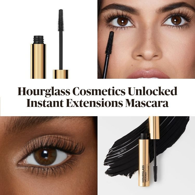 New! Hourglass Cosmetics Unlocked Instant Extensions Mascara