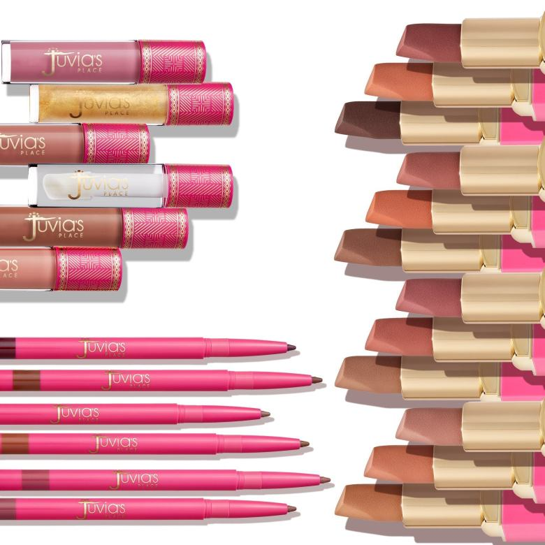 Juvias Place The Nudes By Juvias Nude Lip Collection