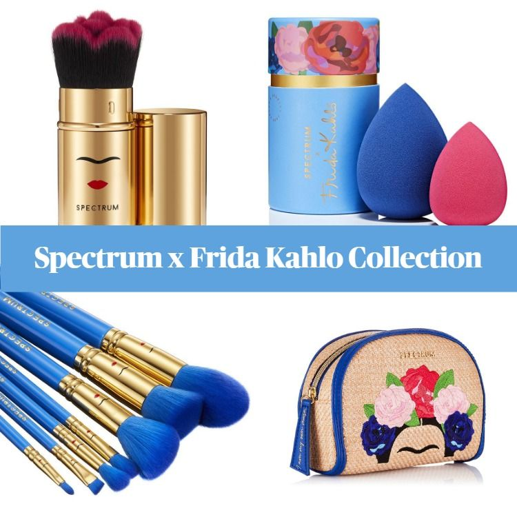 New! Spectrum x Frida Kahlo Collection