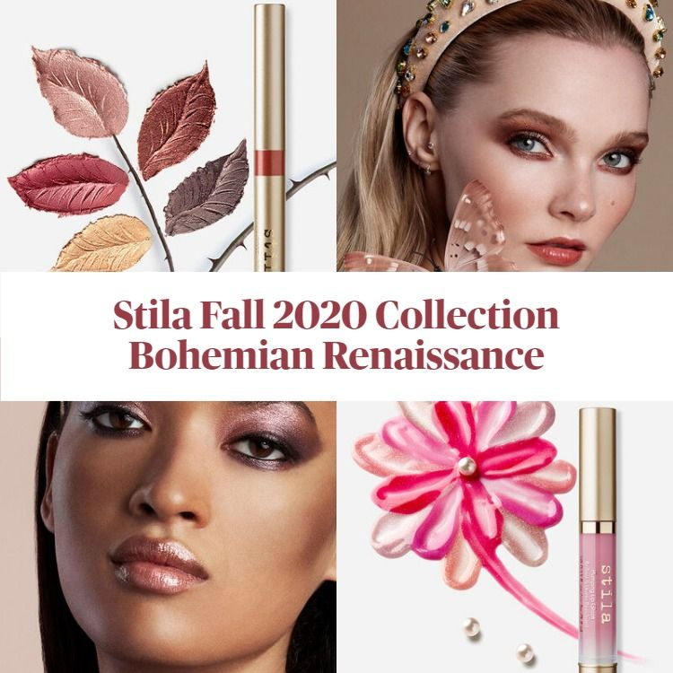 Get The Scoop On The New Stila Fall 2020 Collection Bohemian Renaissance