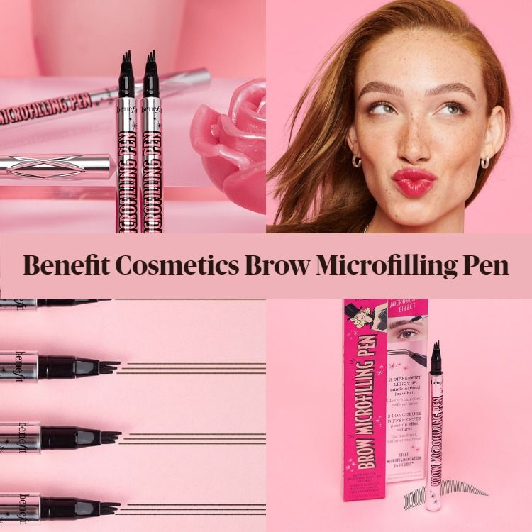 New! Benefit Cosmetics Brow Microfilling Pen