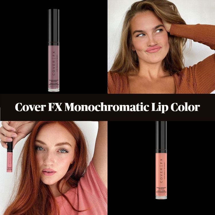 New! Cover FX Monochromatic Lip Color