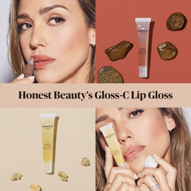 Honest Beauty's Gloss-C Lip Gloss
