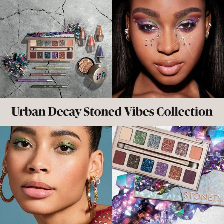 Sneak Peek! Urban Decay Stoned Vibes Collection