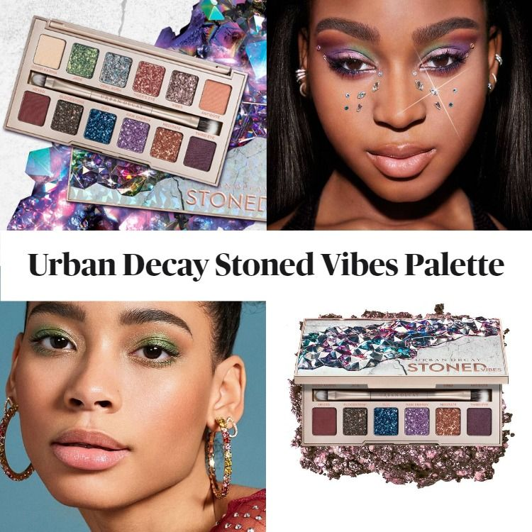 Sneak Peek! Urban Decay Stoned Vibes Eyeshadow Palette