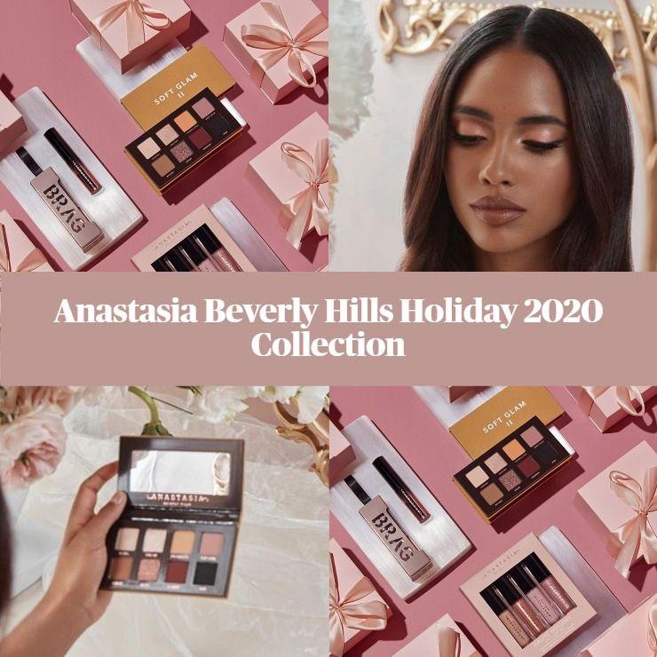 Sneak Peek! Anastasia Beverly Hills Holiday 2020 Collection