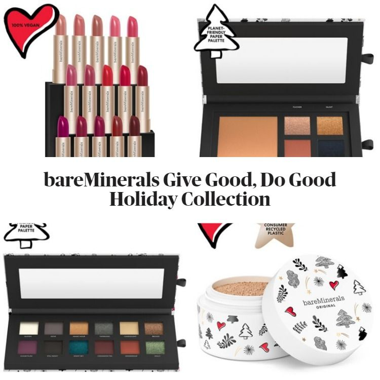 bareMinerals Give Good, Do Good Holiday Collection