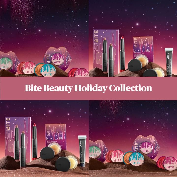 Sneak Peek! Bite Beauty 2020 Limited-Edition Holiday Collection