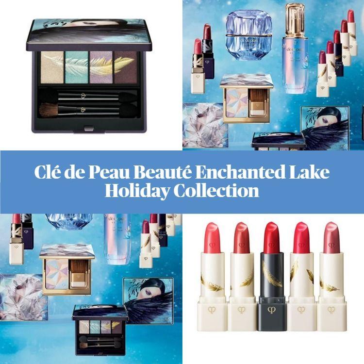 New! Clé de Peau Beauté Holiday 2020 Enchanted Lake Collection
