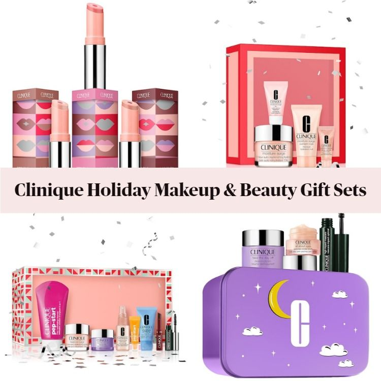 Clinique Holiday Makeup & Beauty Gift Sets