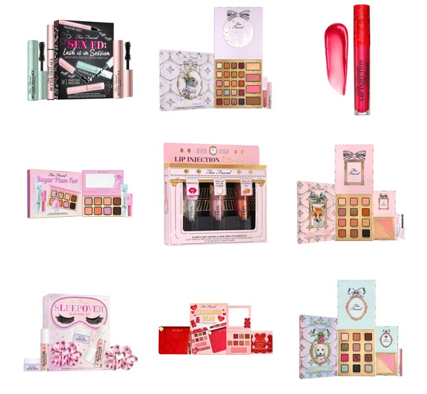 Christmas Collection 2020 Sneak Peek! Too Faced 2020 Holiday Collection   BeautyVelle