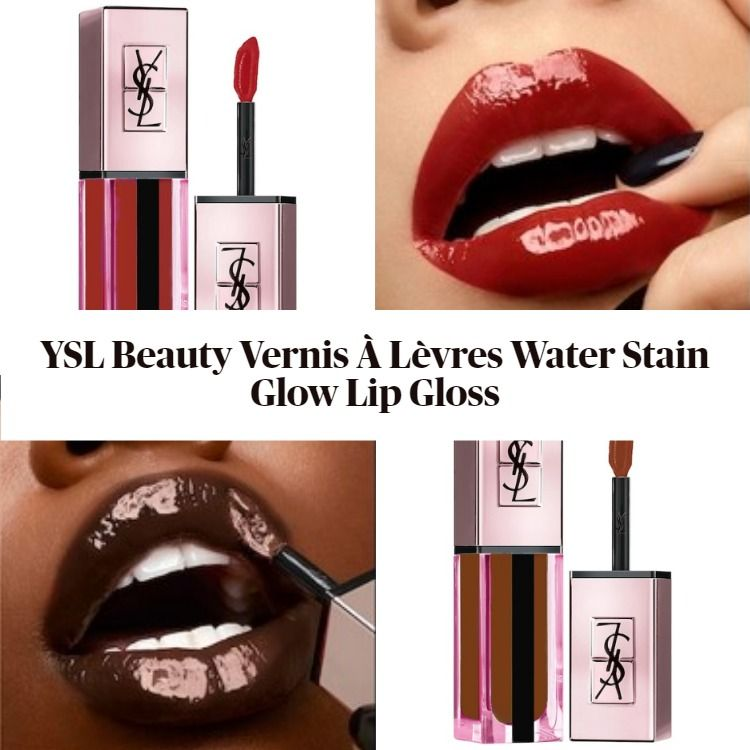 Yves Saint Laurent Vernis À Lèvres Water Stain Glow Lip Gloss