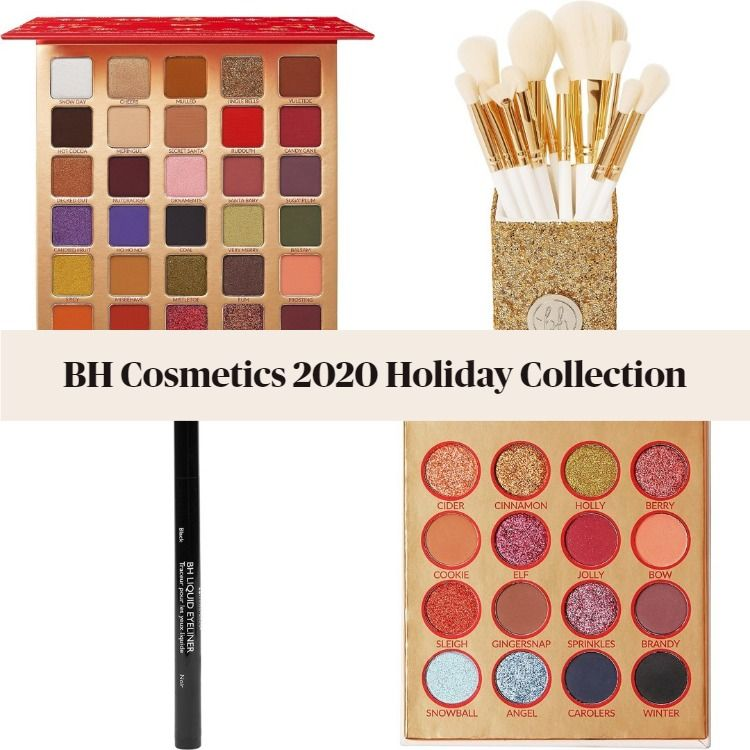 BH Cosmetics 2020 Holiday Collection