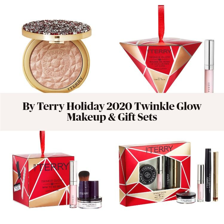 By Terry Holiday 2020 Twinkle Glow Makeup & Gift Sets