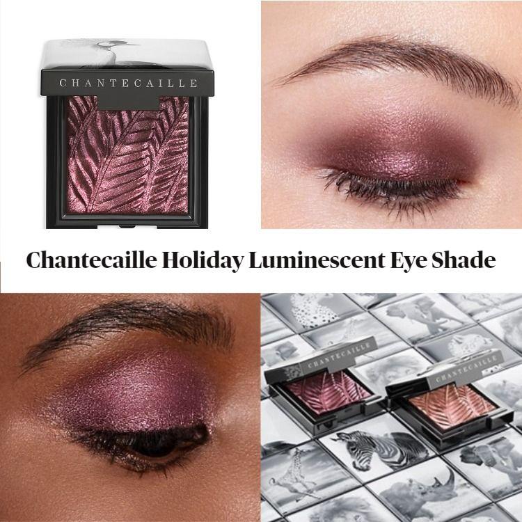 Sneak Peek! Chantecaille Holiday 2020 Collection - Crane Luminescent Eye Shade