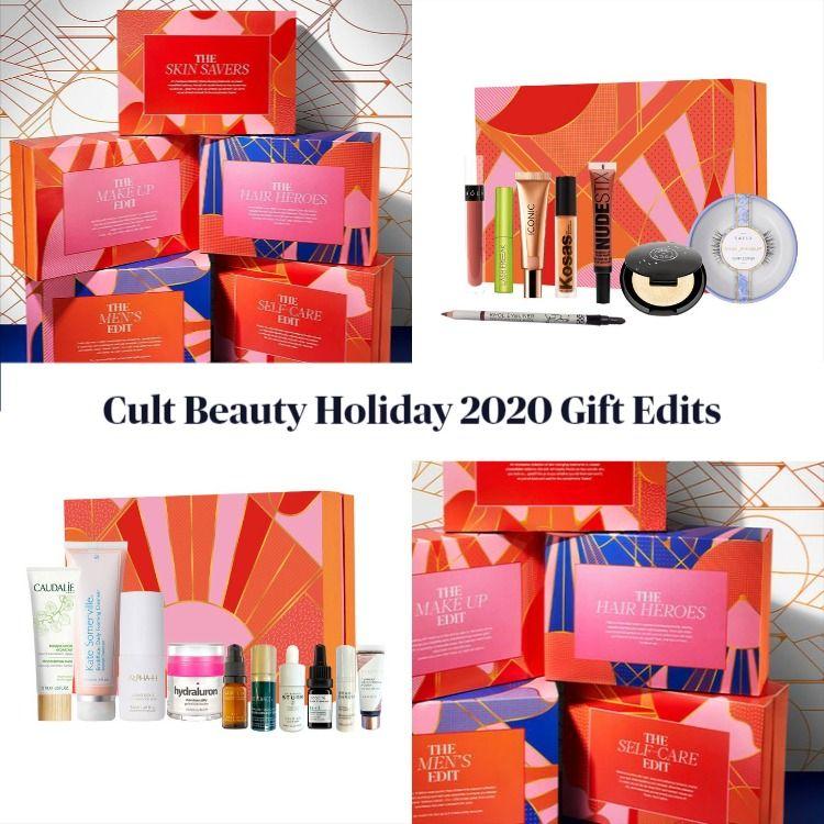 Cult Beauty Holiday 2020 Gift Edits