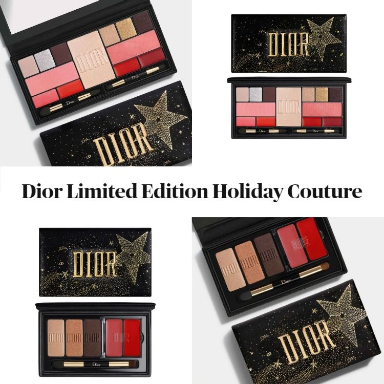 Dior Holiday Couture 2020 Limited Edition Collection