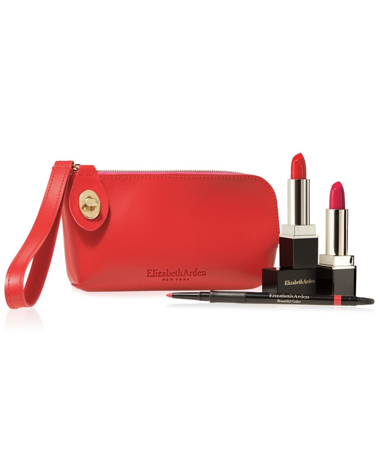 4-Pc. Color The Holidays Lip Color Gift Set, Created for Macy's