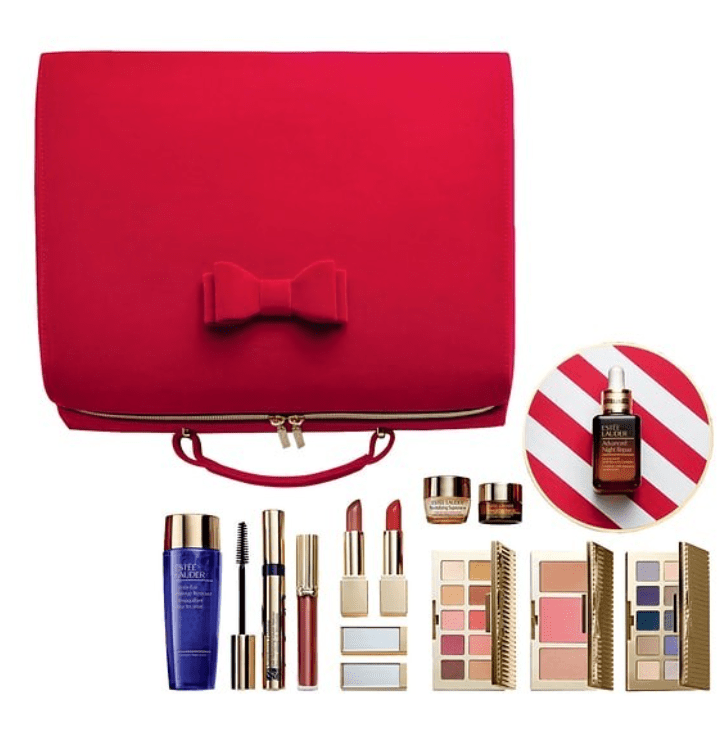 Estee Lauder Christmas Set 2021 Estee Lauder 2020 Holiday Blockbuster Gift Set Beautyvelle Makeup News