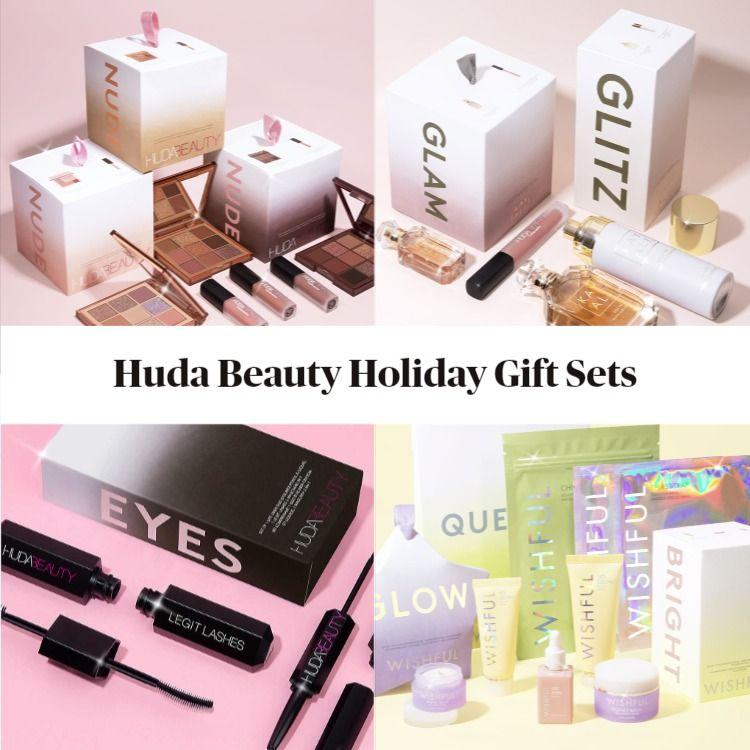 Huda Beauty Holiday Gift Sets