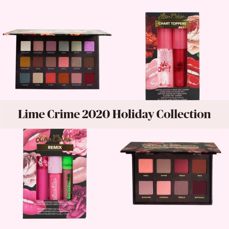 Lime Crime 2020 Holiday Collection