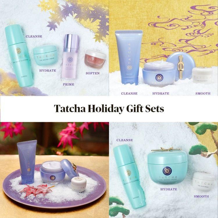 Tatcha Holiday Gift Sets At Sephora!
