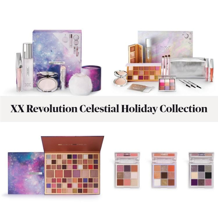 XX Revolution Celestial Holiday Collection