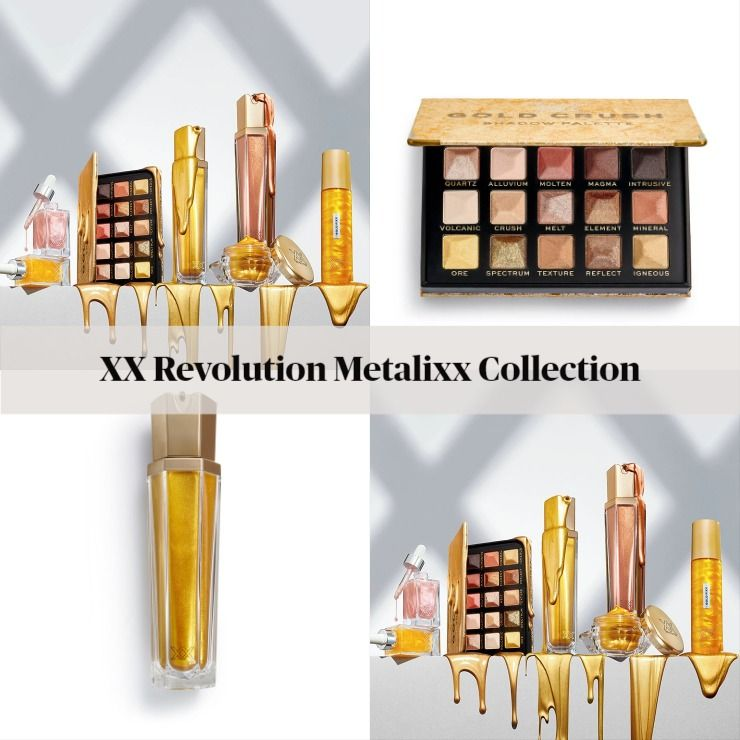 XX Revolution Metalixx Collection