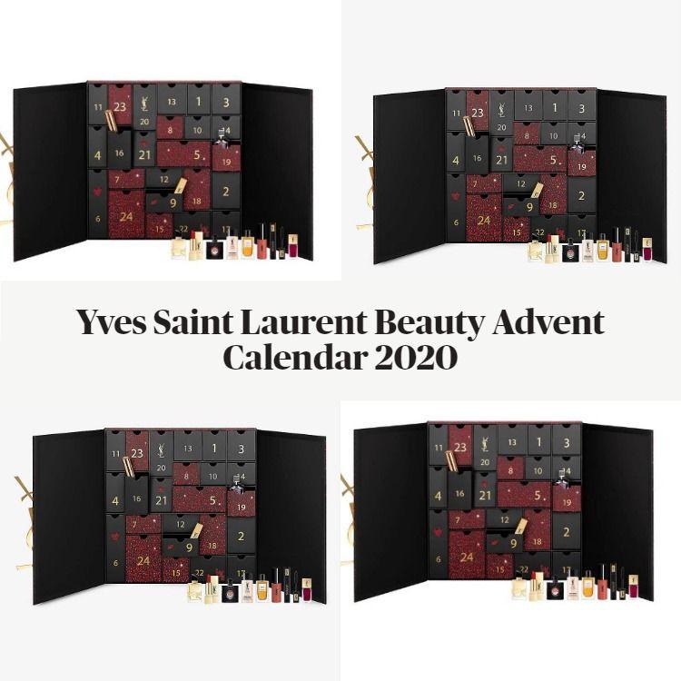Yves Saint Laurent Beauty Advent Calendar 2020