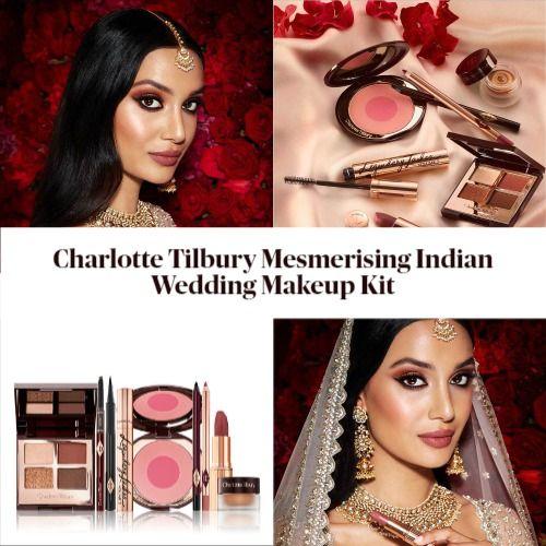 Charlotte Tilbury Mesmerising Indian Wedding Makeup Kit