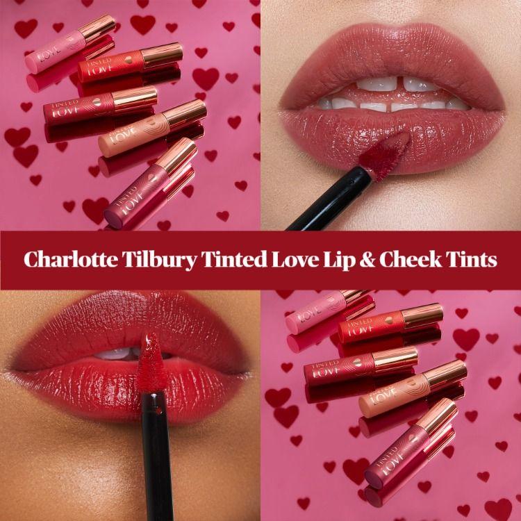 Charlotte Tilbury Tinted Love Lip & Cheek Tints