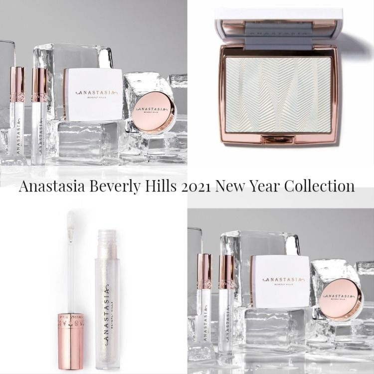 Anastasia Beverly Hills 2021 New Year Collection