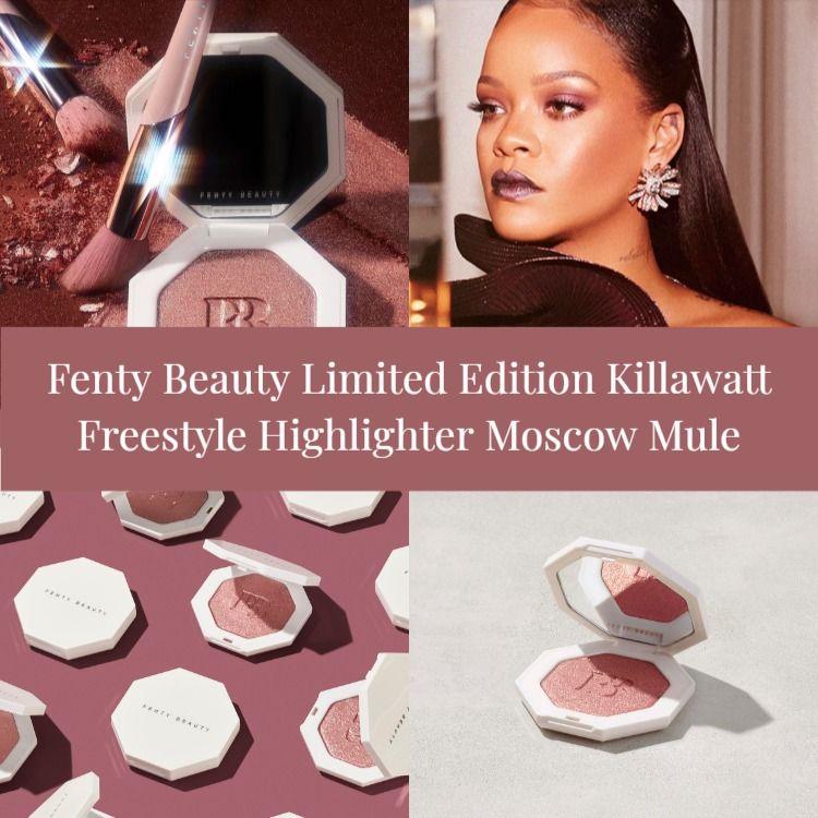 Fenty Beauty Limited Edition Killawatt Freestyle Highlighter Moscow Mule